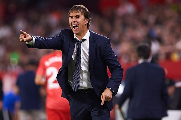 Losing el clasico won't kill me, says Julen Lopetegui as pressure increases on Real Madrid manager