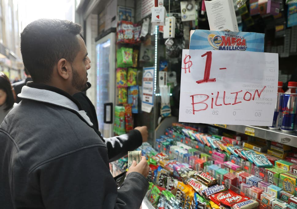 Mega Millions lottery jackpot climbs to $1 6billion after no