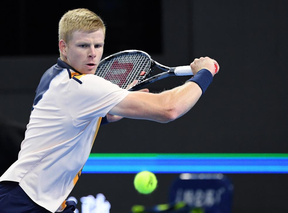 British No 1 Edmund will face France's Richard Gasquet in the last four