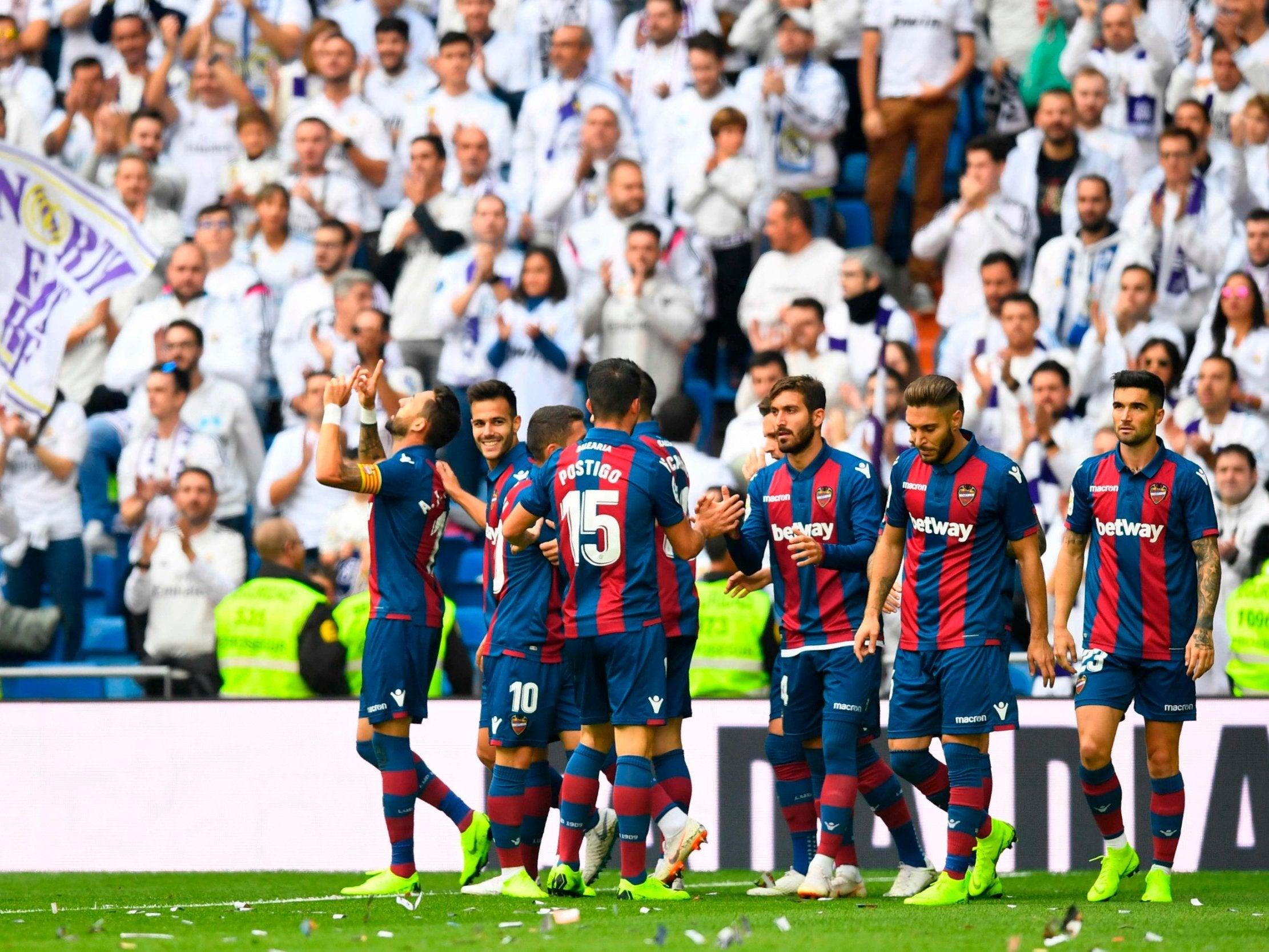 Real Madrid 1 2: Julen Lopetegui's Side Suffer