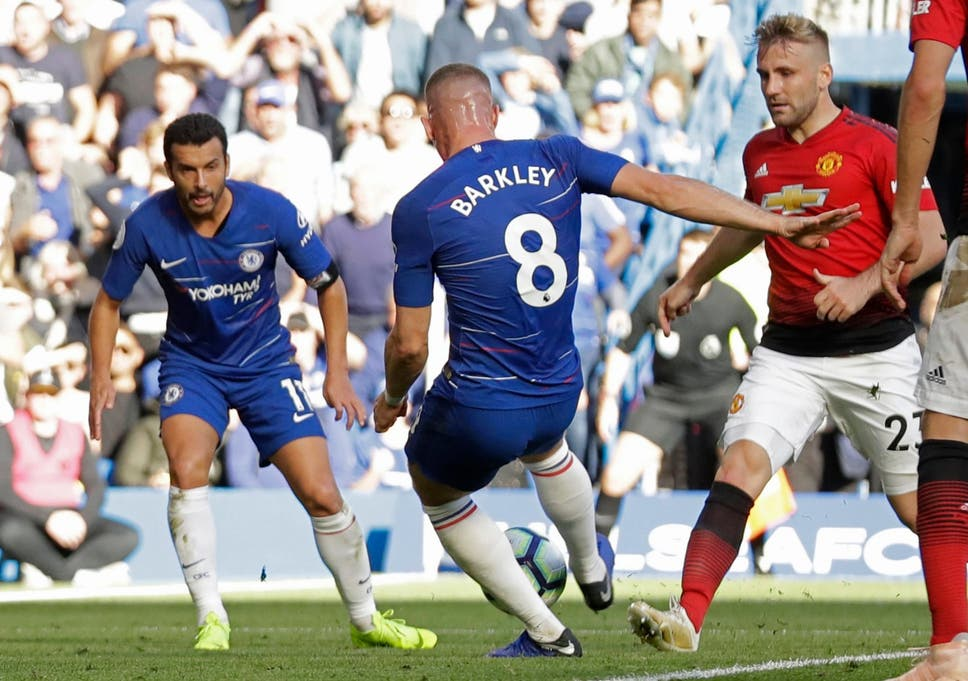 Resultado de imagen para Chelsea 2-2 Manchester United