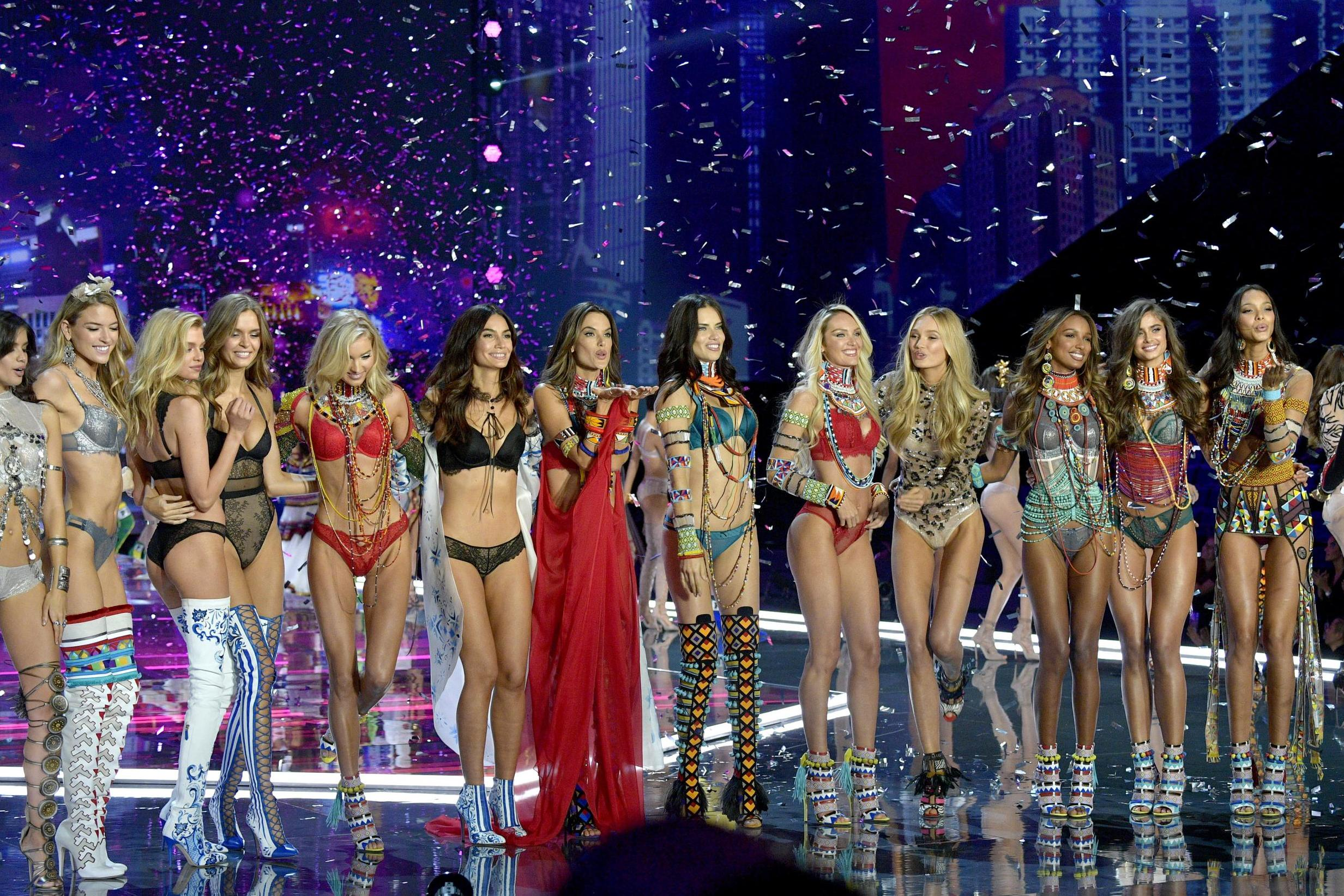 Victorias Secret boss apologises for insensitive trans and plus-size comments advise