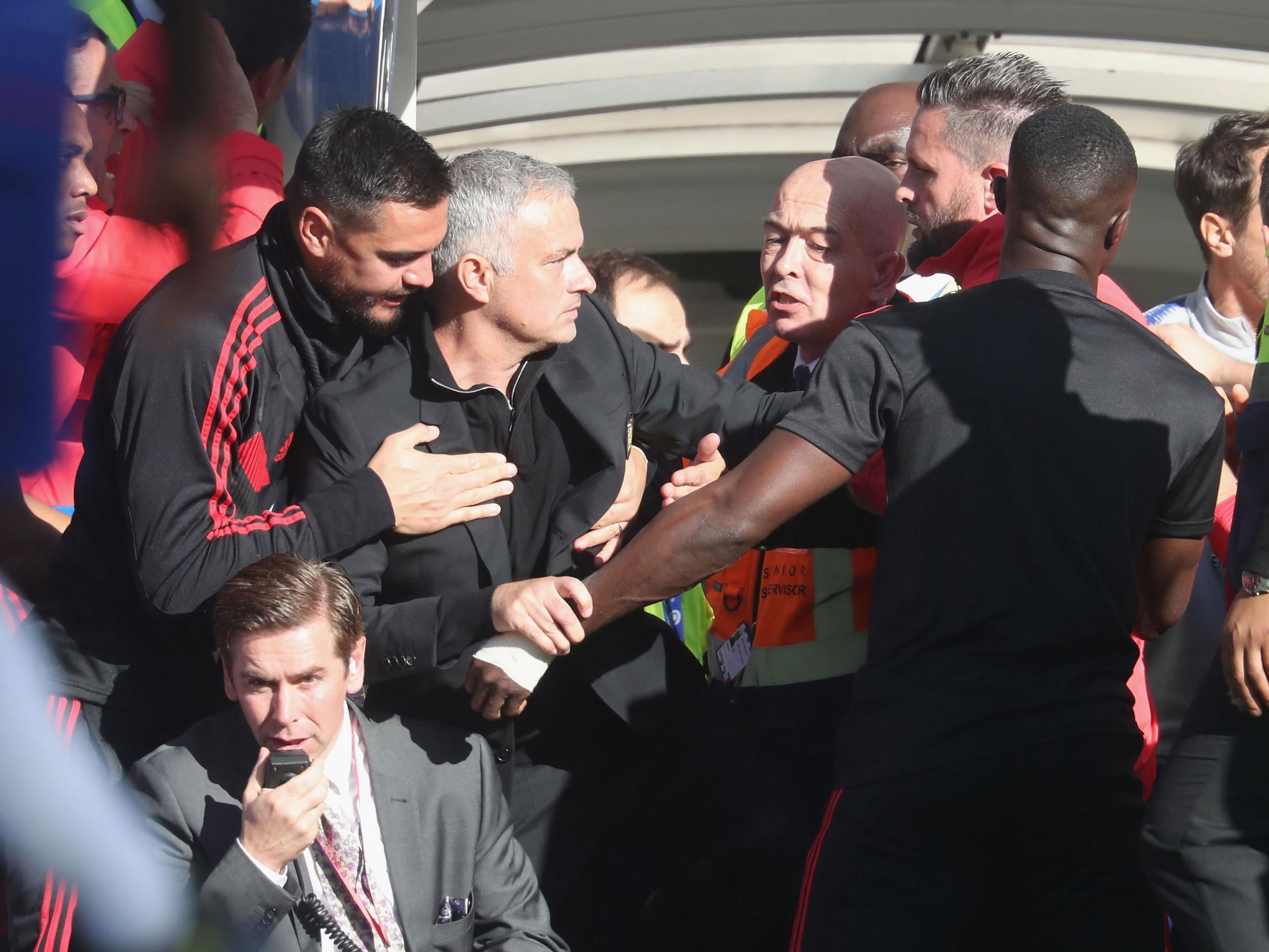 Chelsea Vs Manchester United Jose Mourinho Accepts Marco