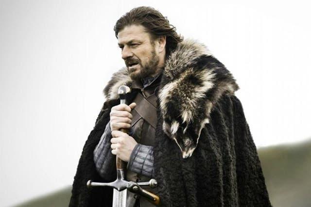 Sean Bean in 'Game of Thrones'