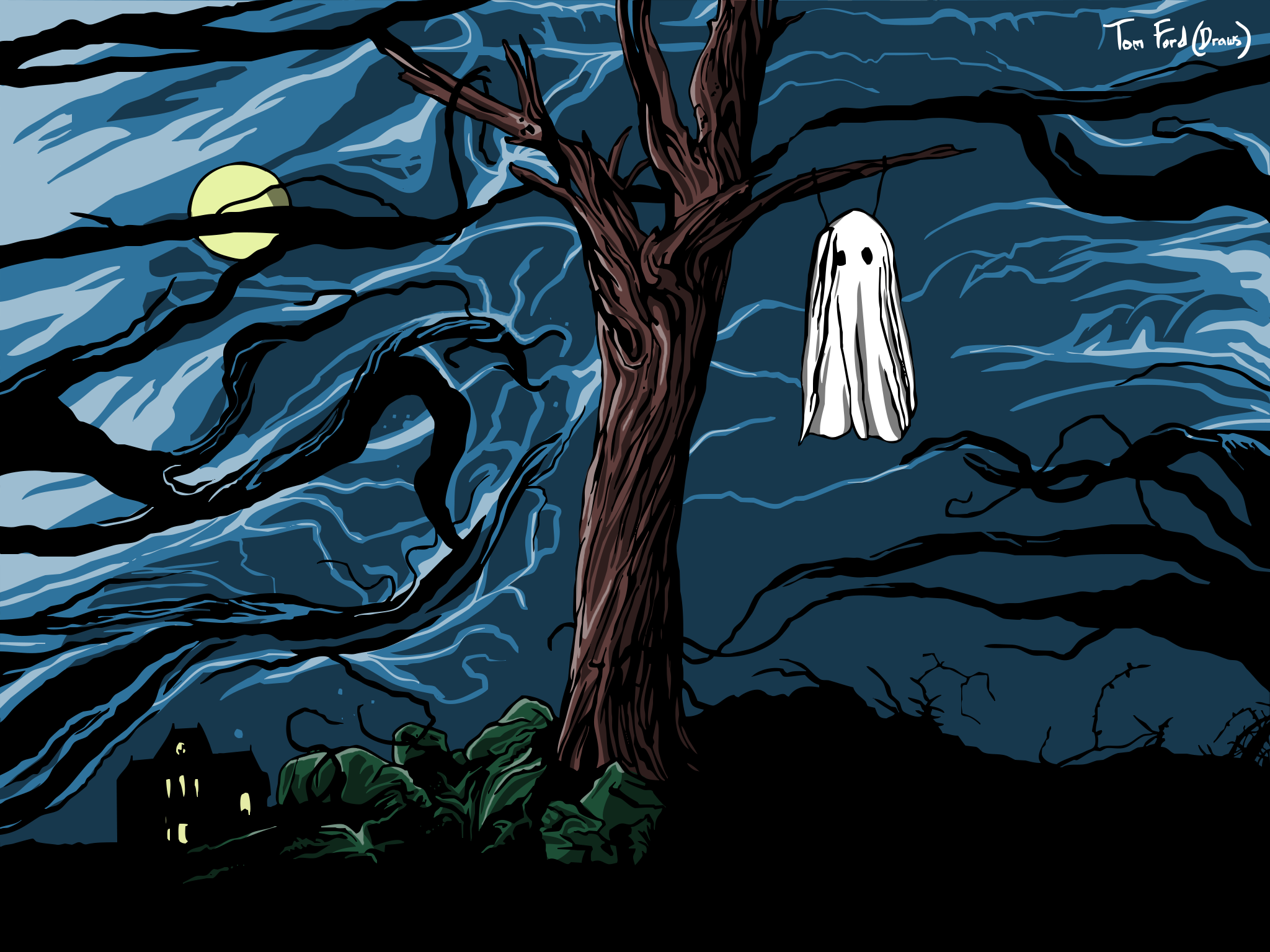 Why do we insist on believing in ghosts?
