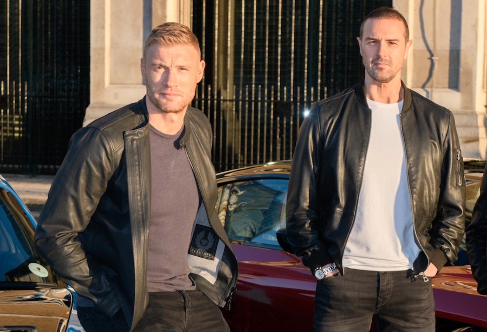 top gear paddy mcguinness and andrew flintoff will for better or worse bring back the banter. Black Bedroom Furniture Sets. Home Design Ideas