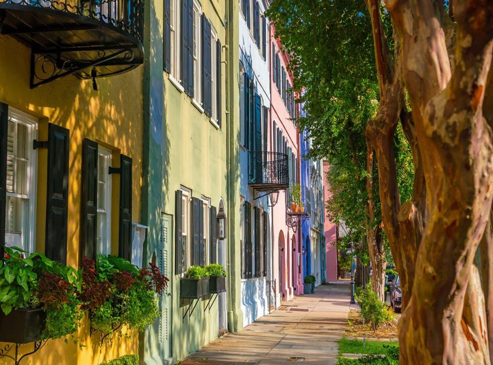 Charleston gets its first transatlantic link this year
