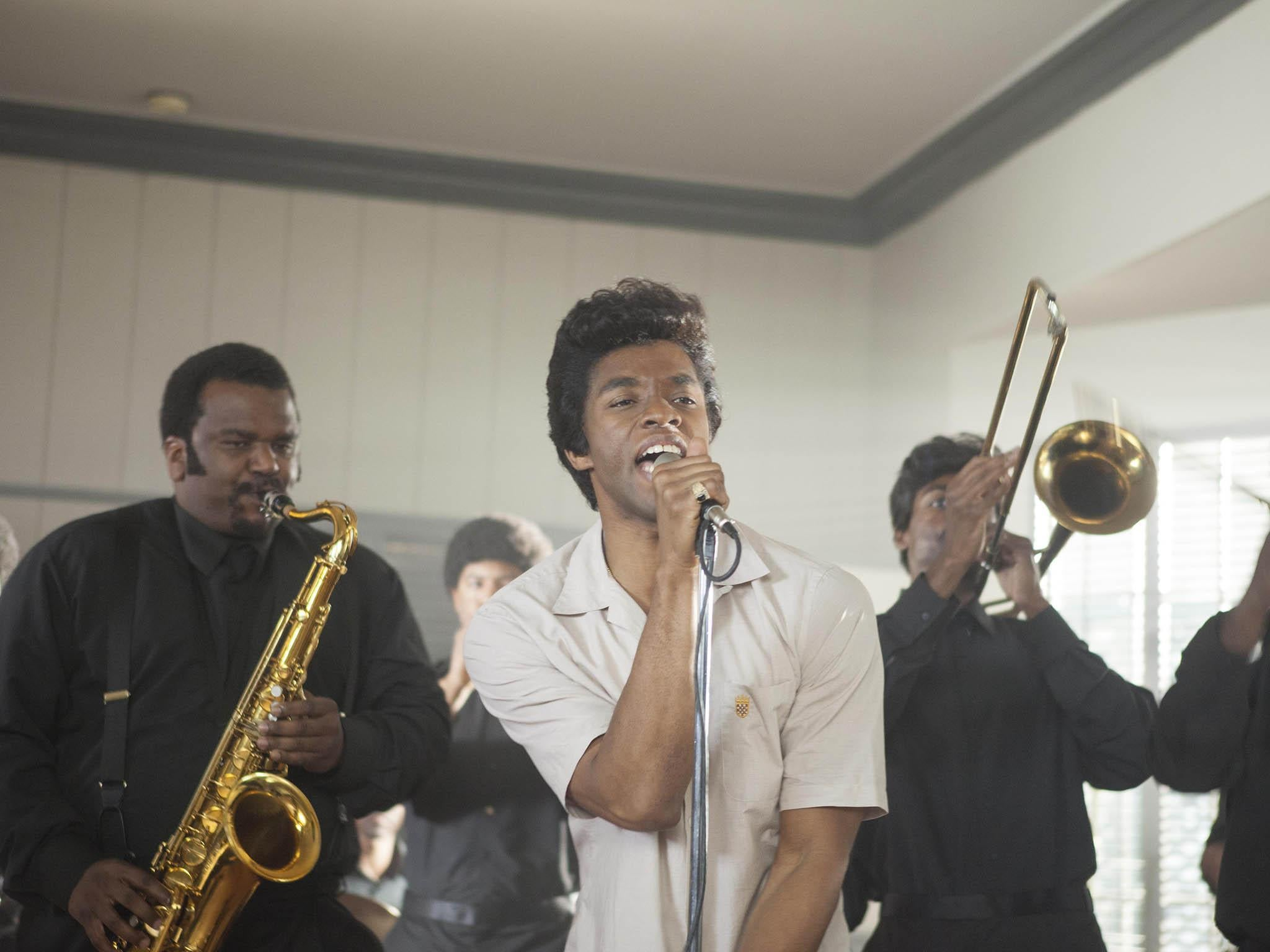 7. Get on Up (2014)