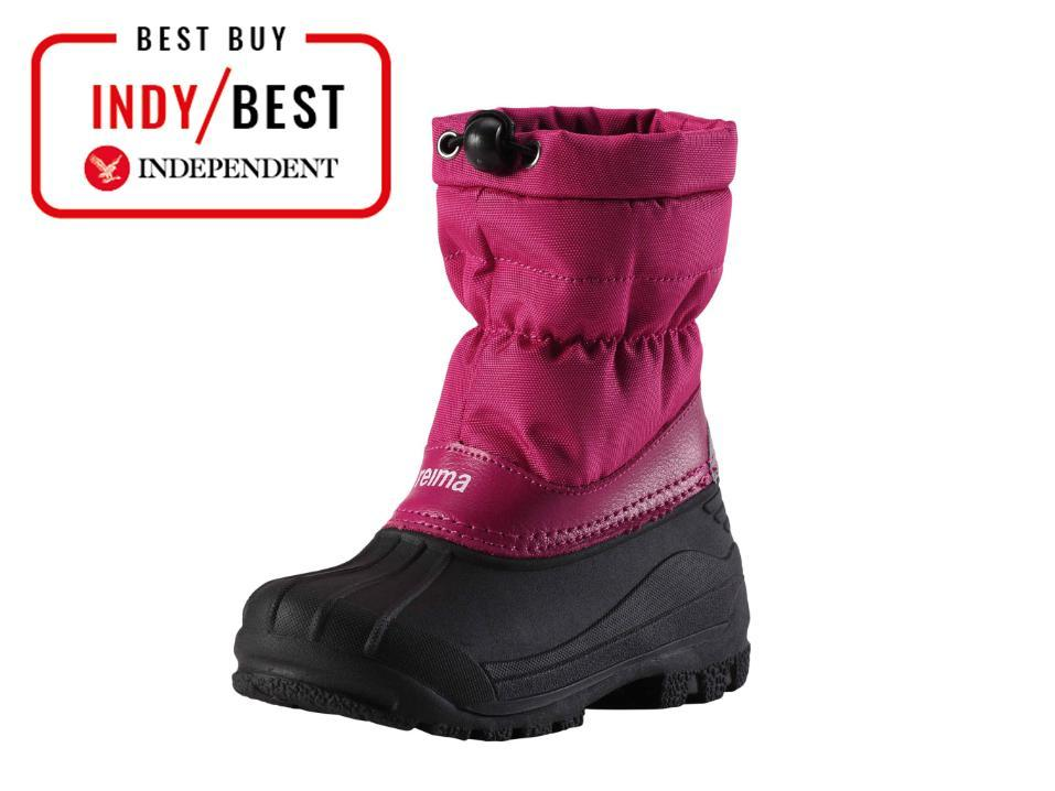pretty nice 8061d b9ba5 9 best snow boots for kids | The Independent