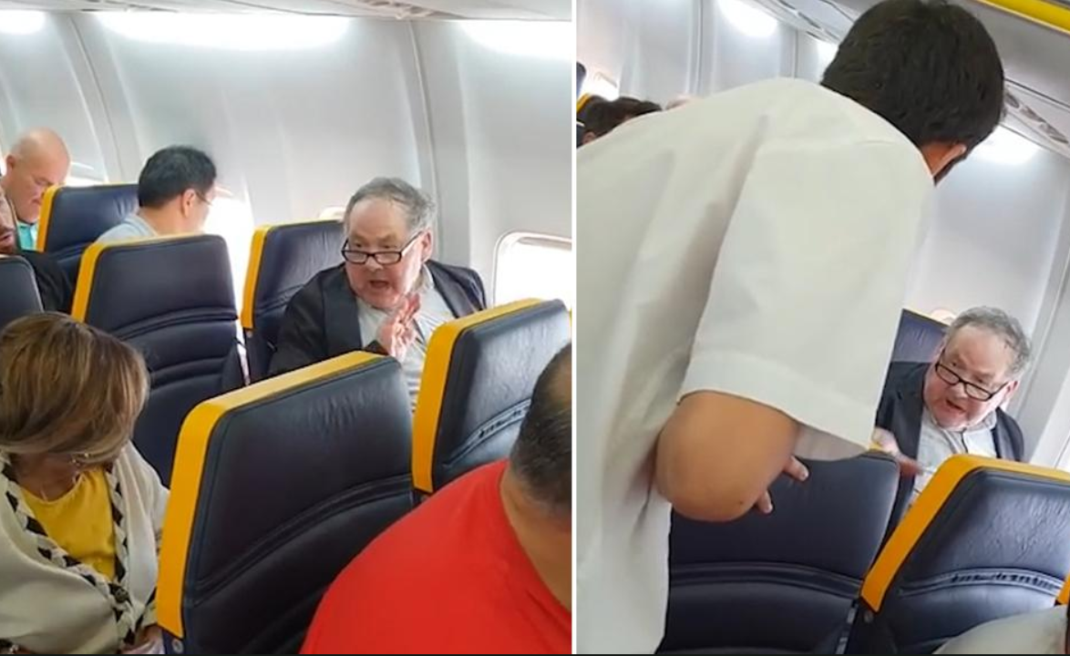 Ryanair racism storm highlights that passengers have a duty to look after one another