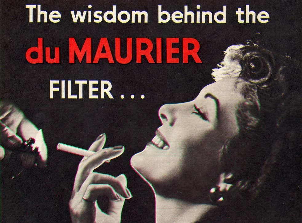 'The wisdom behind the Du Maurier filter', 1952