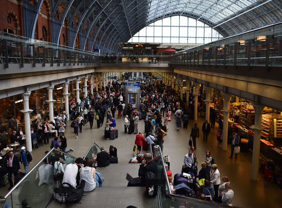 Cleaner Abdi Yare alleges he was racially abused by senior Met Police officer Glen Lloyd at St Pancras station in London