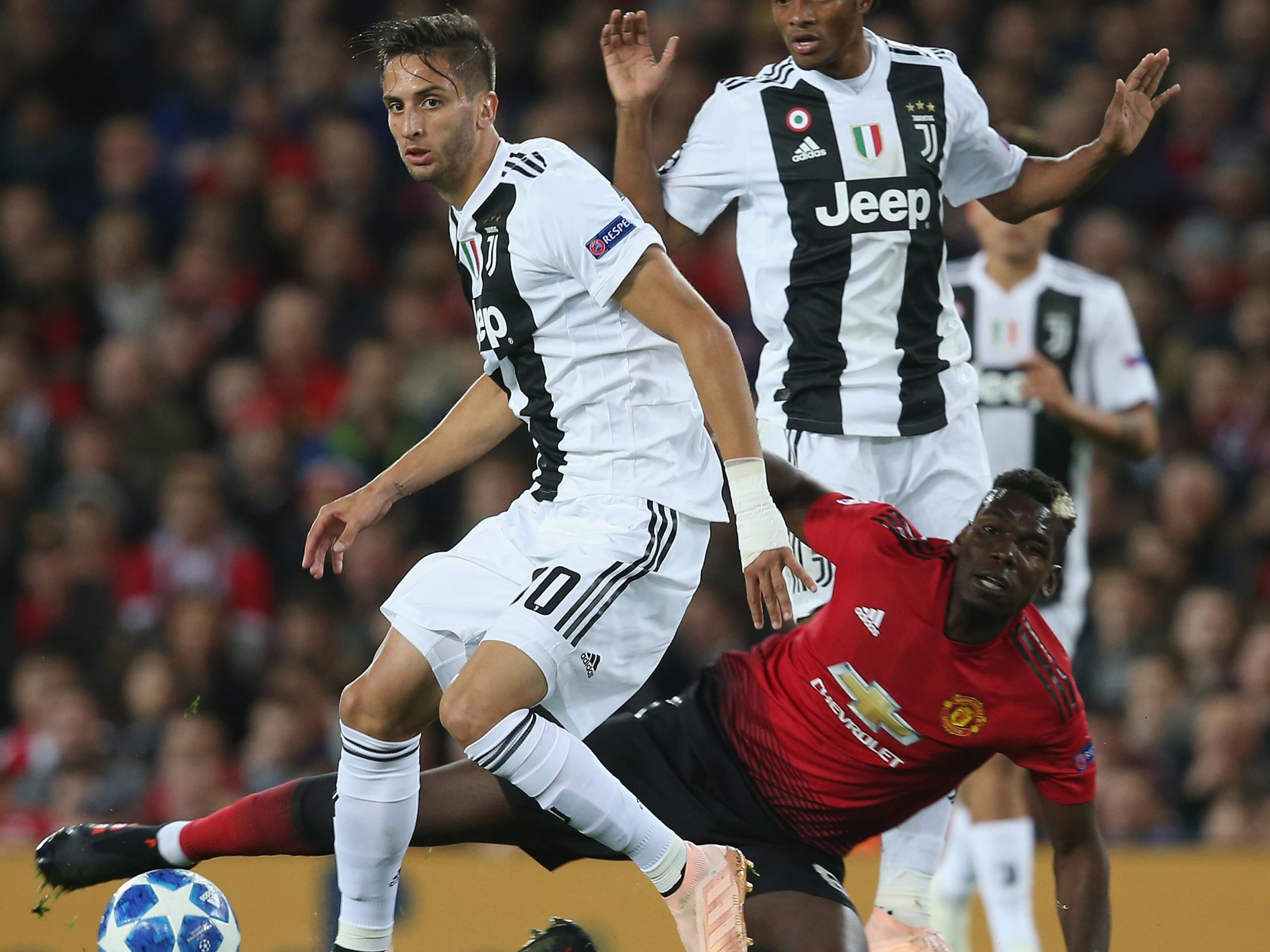 3c2d689f9 Juventus vs Manchester United  In a galaxy of stars