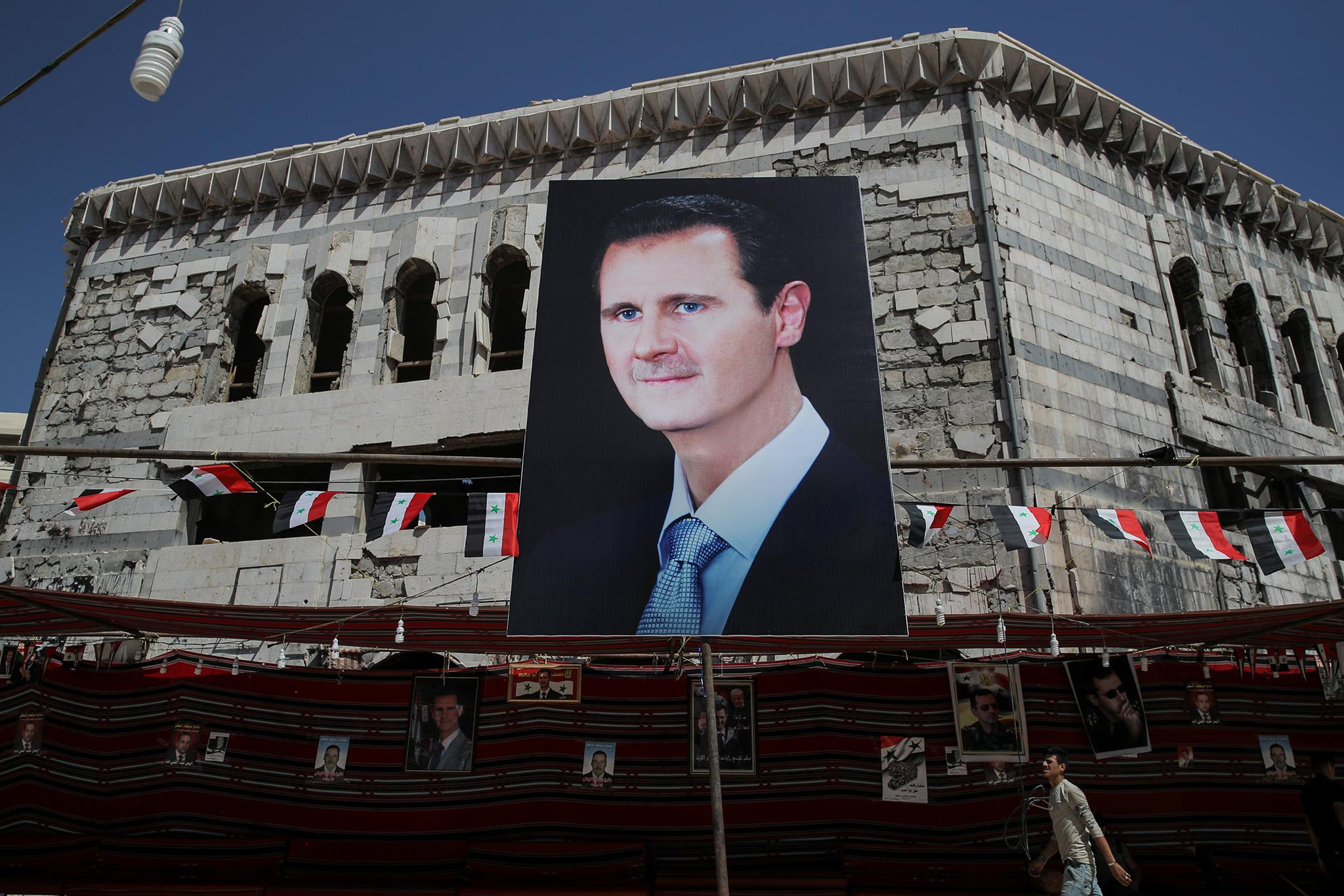 Everything you were told about the Syrian War was wrong – until now
