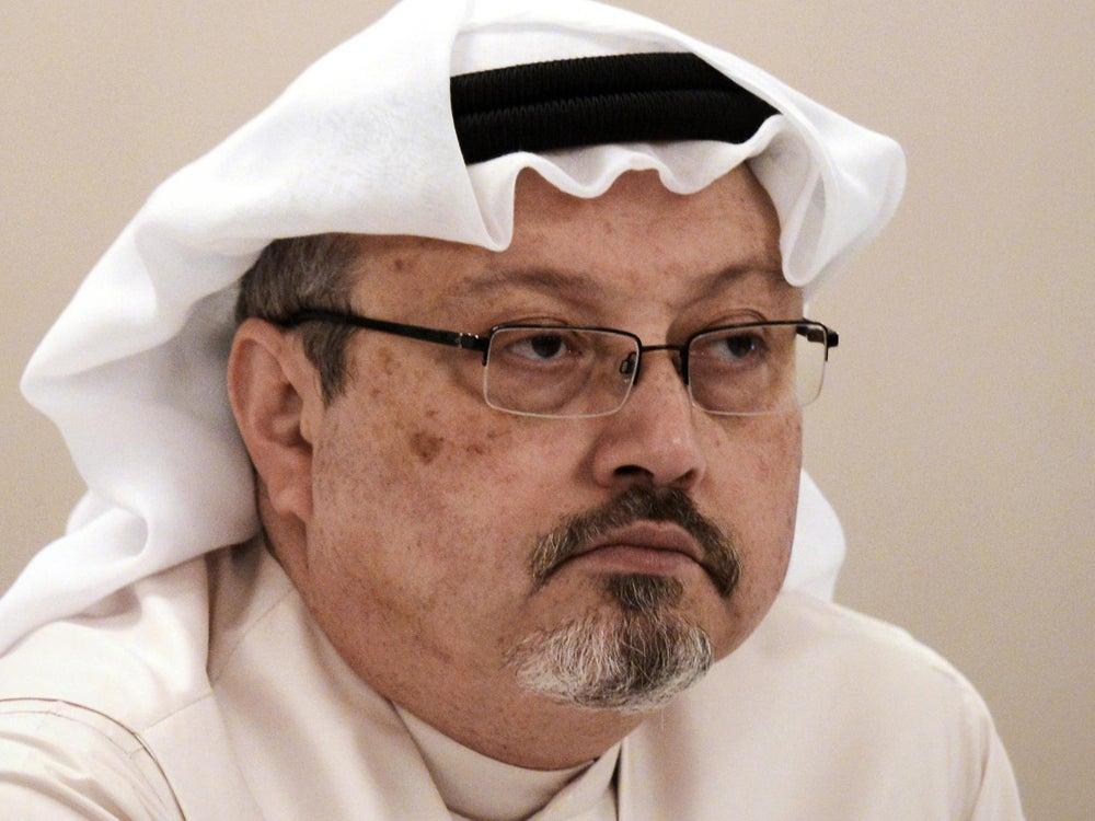 Resultado de imagen para Khashoggi