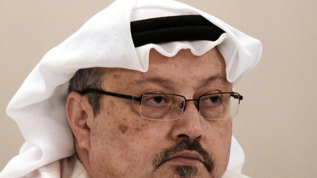 Washington Post journalist who was critical of the Saudi regime and the young Crown Prince Mohammed bin Salman, he was murdered on 2 October in the Saudi Arabian consulate in Istanbul