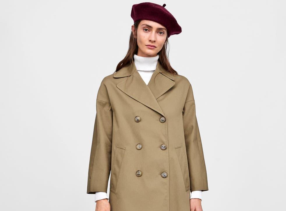 Basic Beret, £12.99, Zara