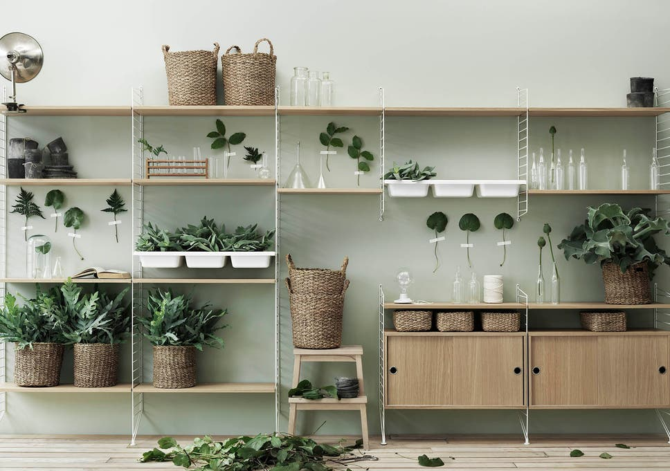 Incredible How To Style Your Houseplants From Terrariums To Hanging Home Interior And Landscaping Palasignezvosmurscom