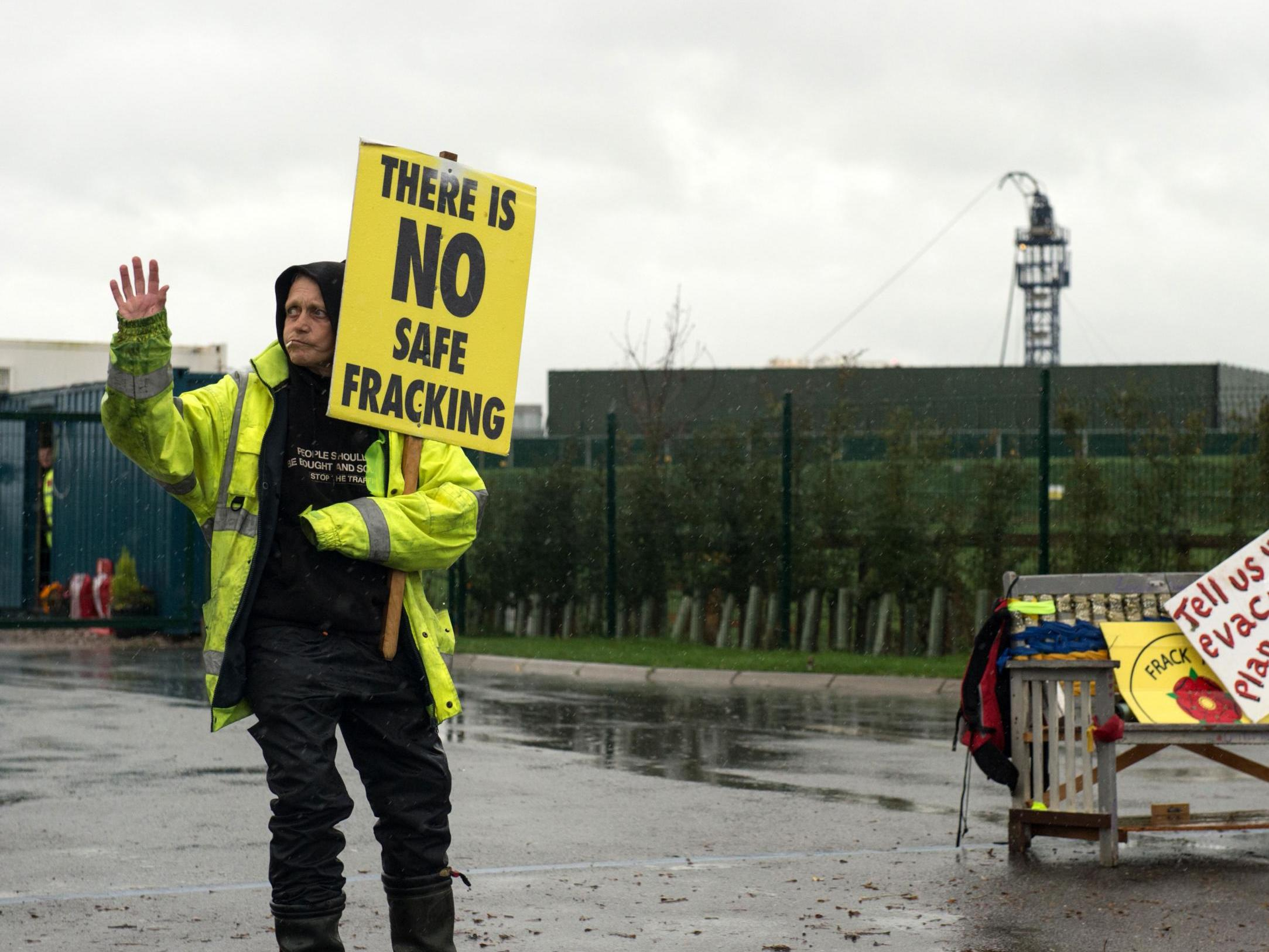 Activists launch another legal challenge against Cuadrilla fracking permit in High Court