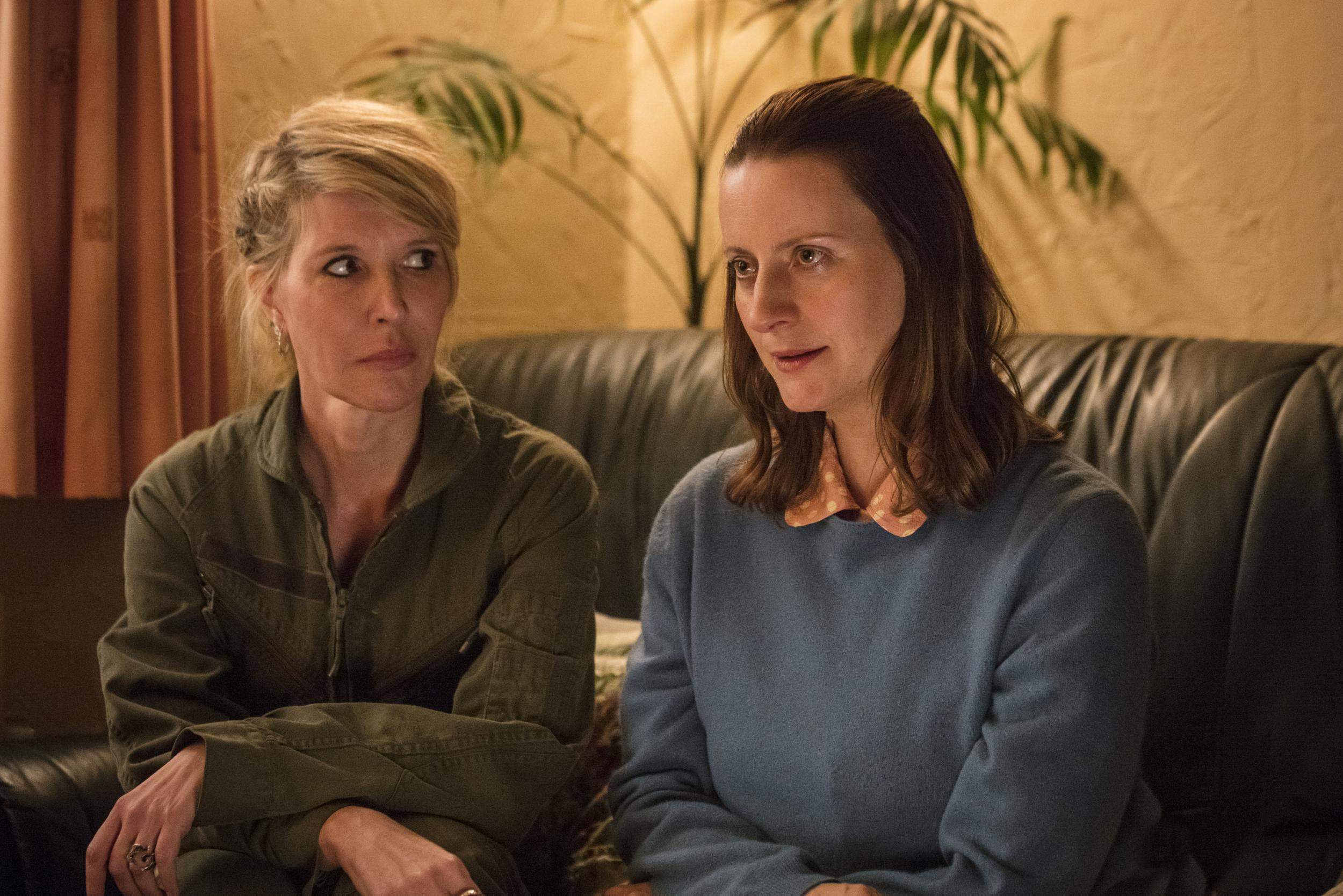 Sally4Ever  Julia Davis and Mark Gatiss on their provocative new comedy  series  77d122cf6