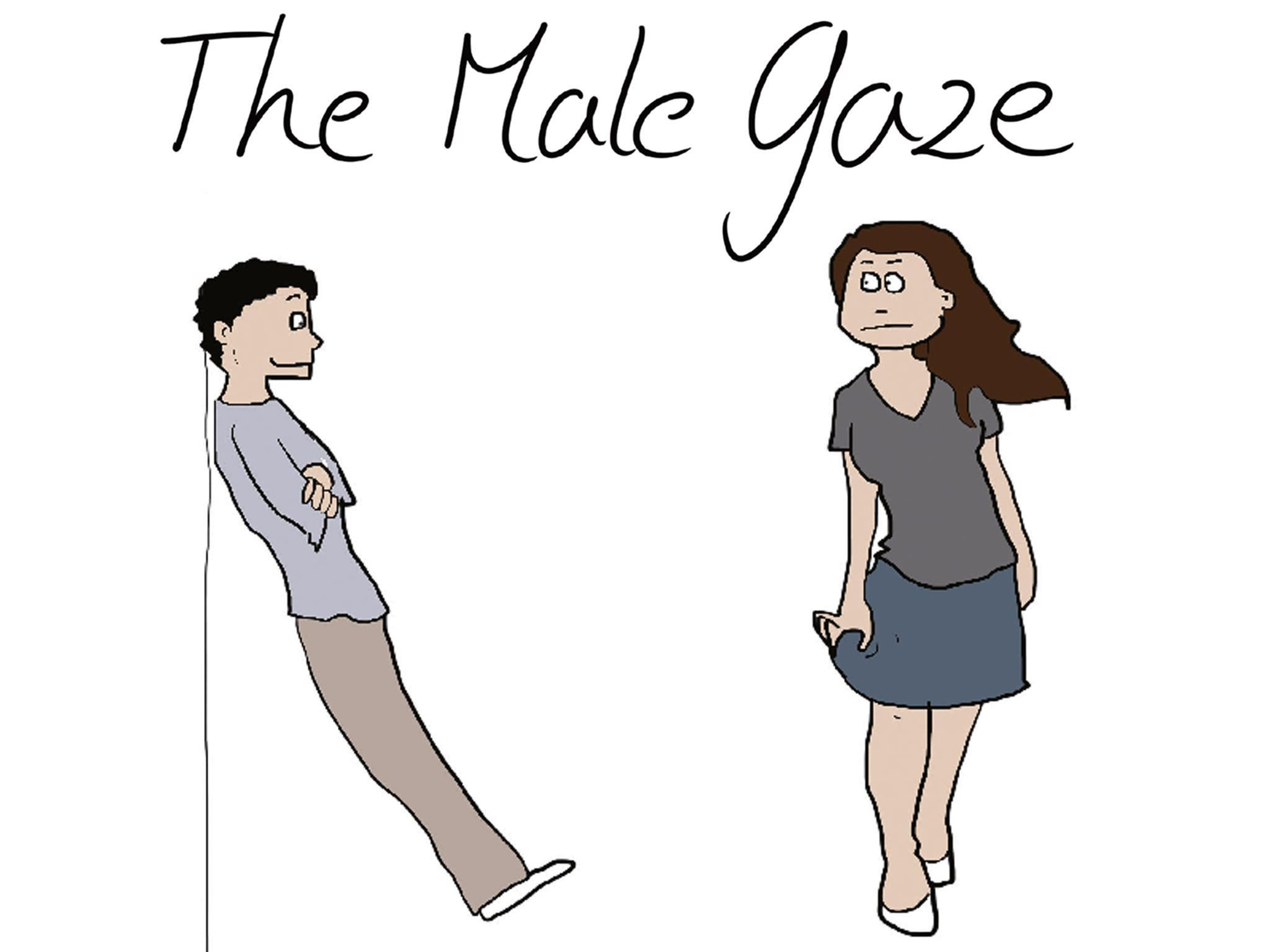 The Male Gaze: How women are viewed by men and why that's a problem
