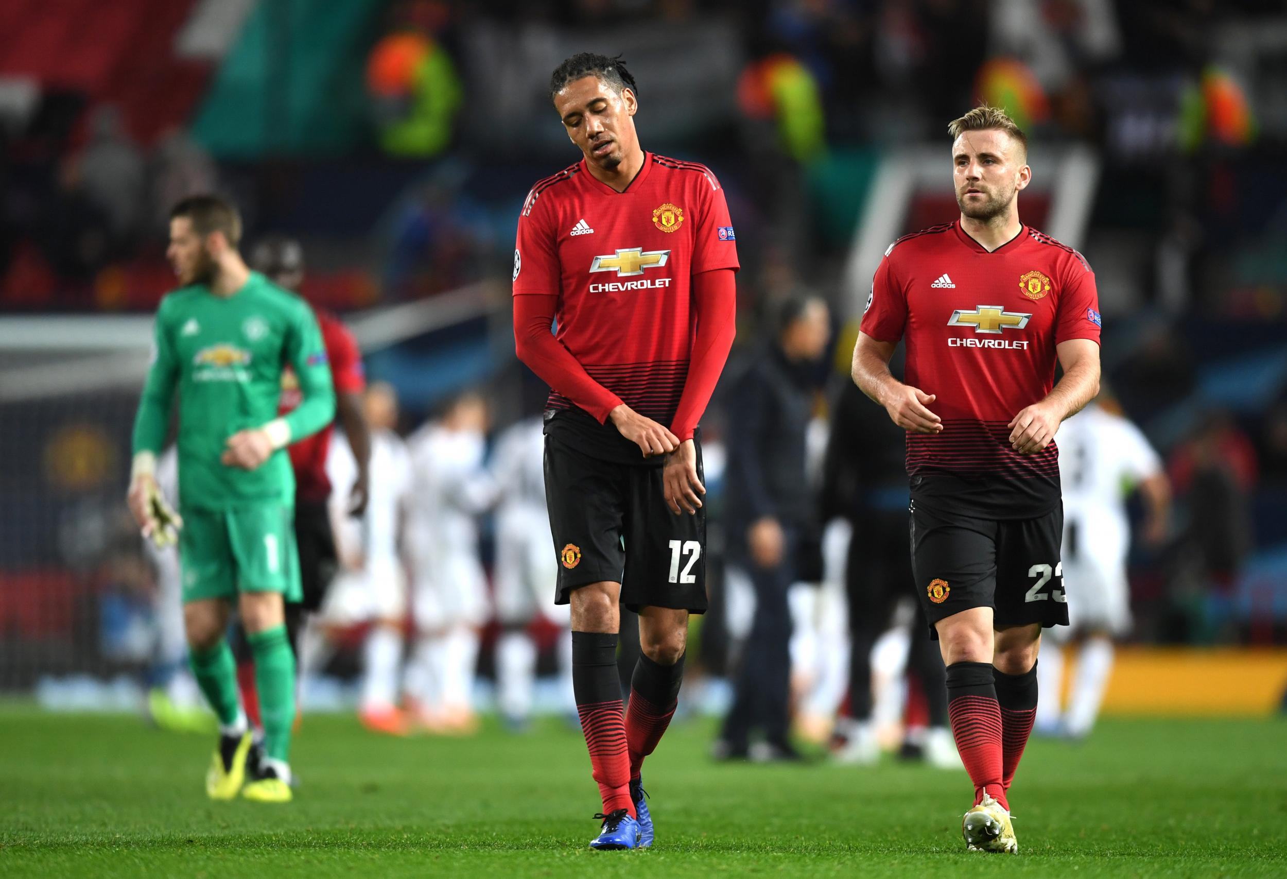 What Has Gone Wrong With Manchester United's Defence? Jose