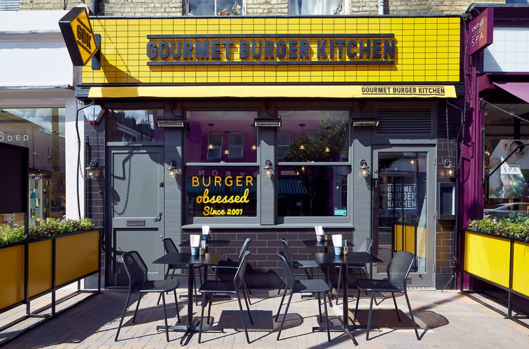 Gourmet Burger Kitchen - latest news, breaking stories and ...