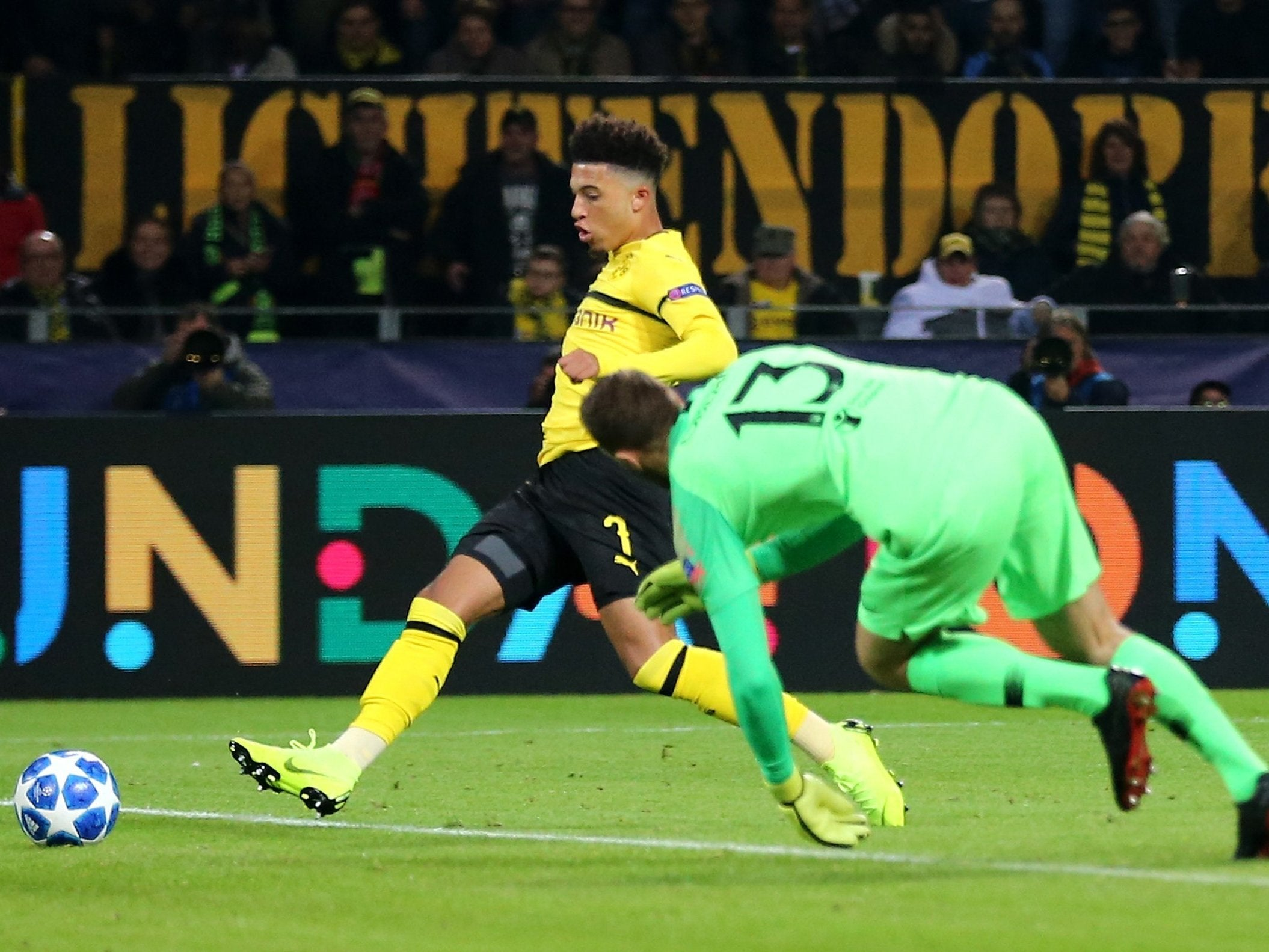 Jadon Sancho rejected Bayern Munich before signing for Borussia Dortmund, admits Hasan Salihamidzic