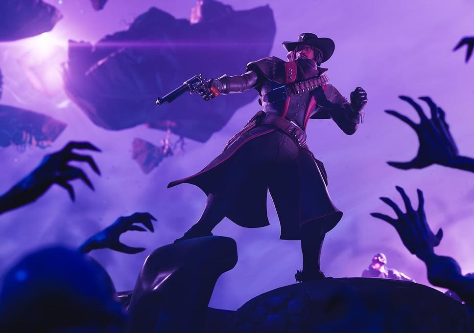epic games says fortnite s halloween update is the stuff of fortnitemares - epic games fortnite season 9 map