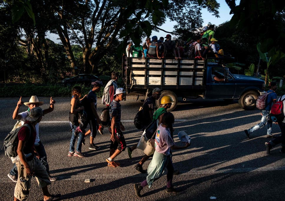 Midterms 2018: How the 'migrant caravan' became part of