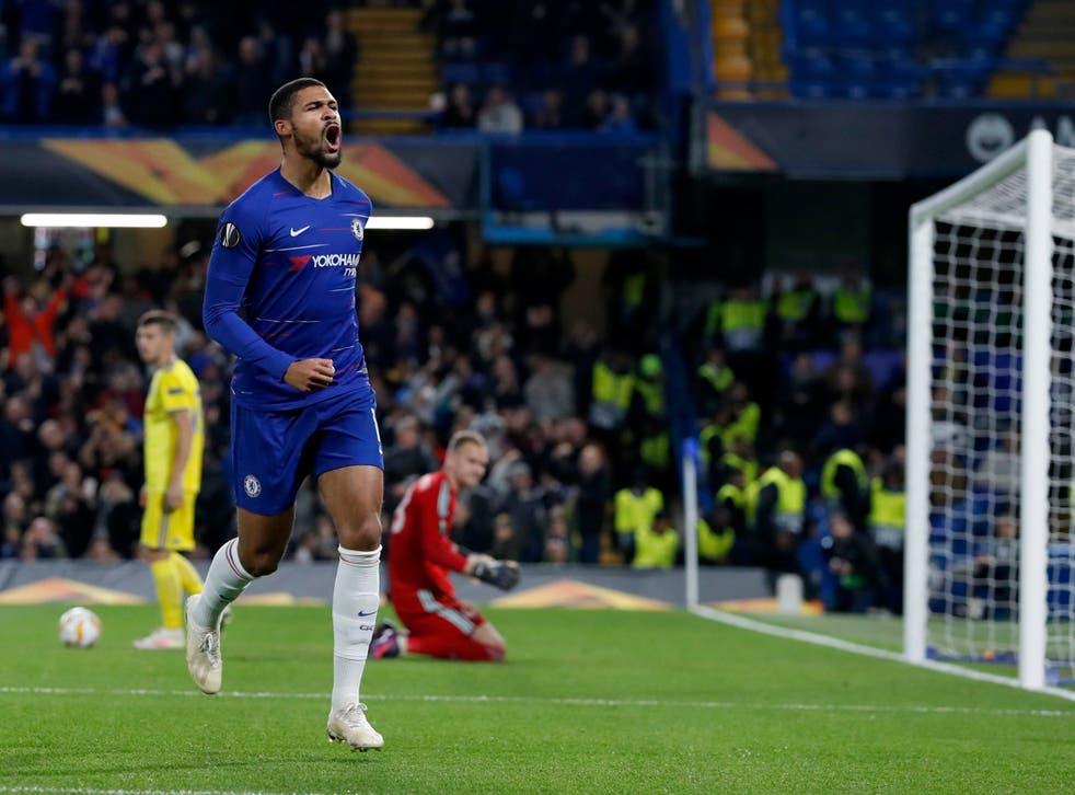 Chelsea host their Belarusian opponents at Stamford Bridge