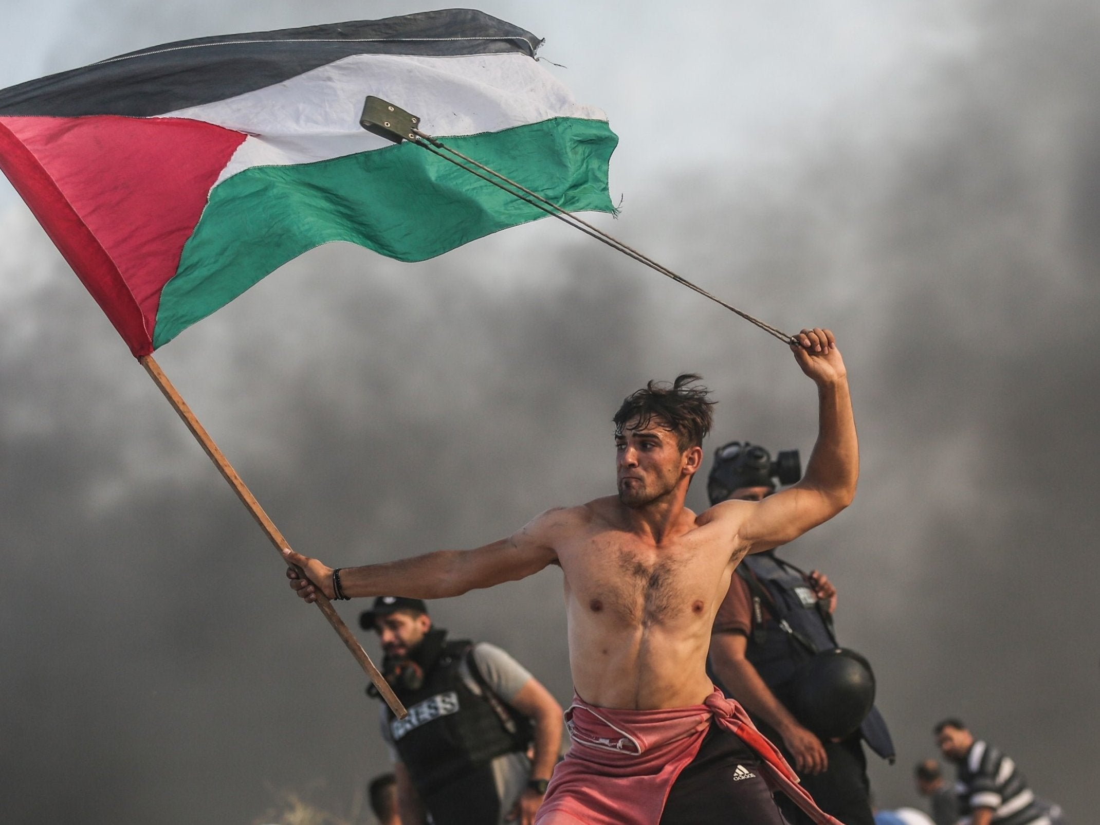 'Will he lose his leg?': Thousands of Gaza protesters facing life-altering injuries from Israeli high velocity bullets