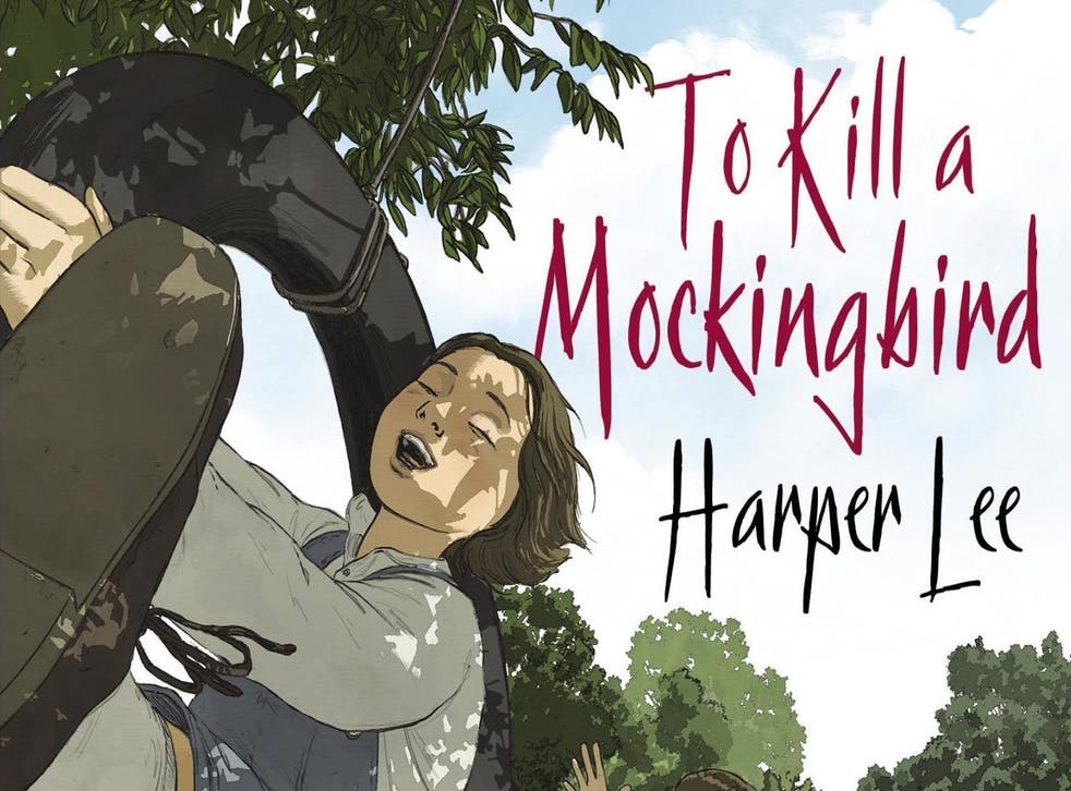 The iconic 'To Kill a Mockingbird' is being released in graphic novel form