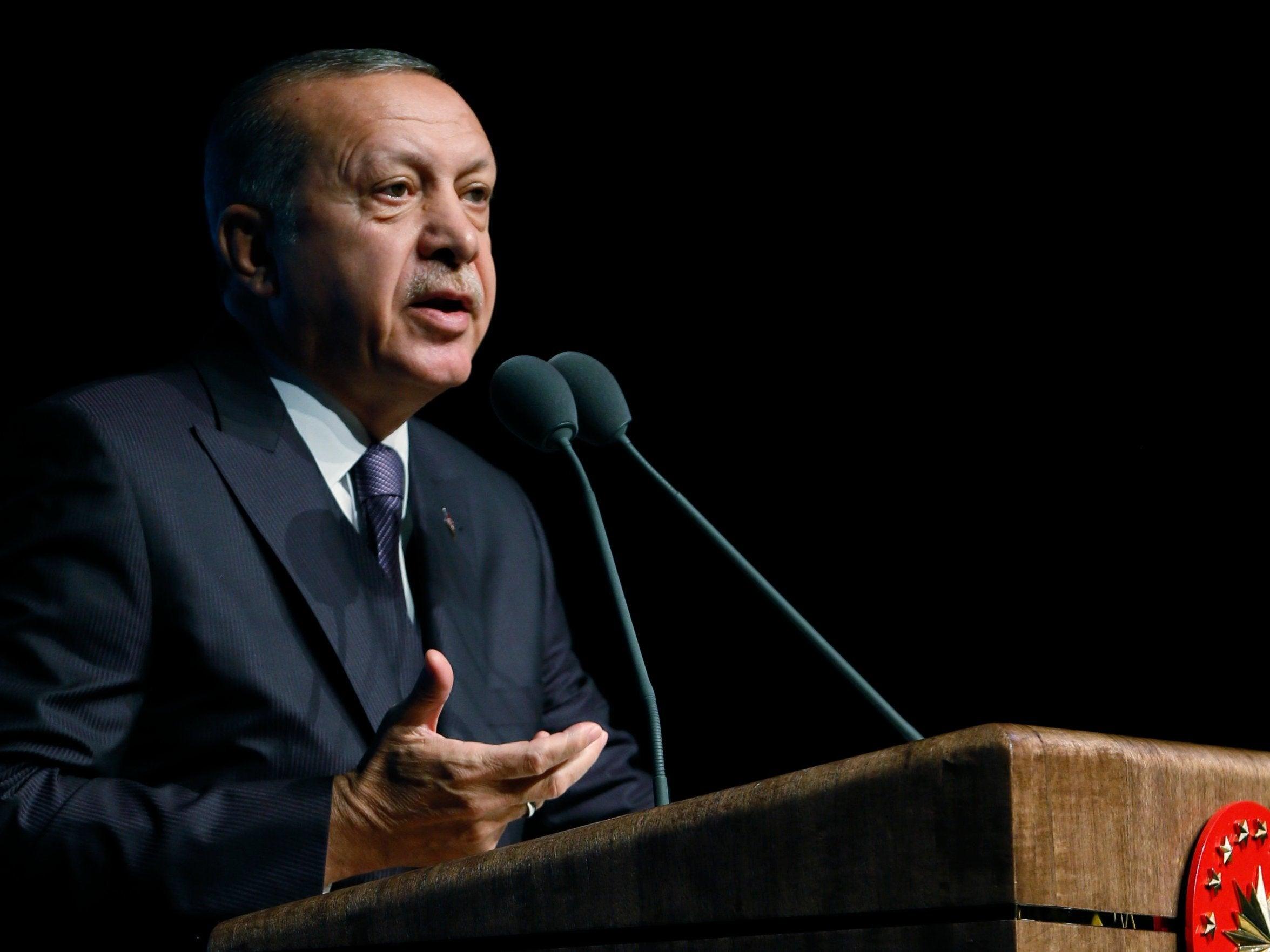 Khashoggi murder: Turkish president Erdogan to release more information on journalist's killing
