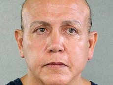 Suspected mail bomber was white supremacist, ex manager says