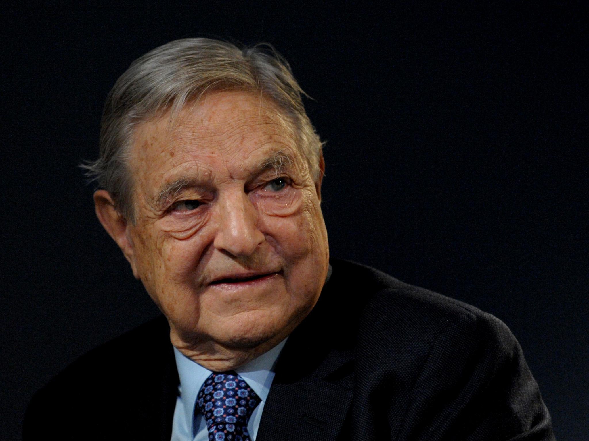 George Soros: Coronavirus endangers our civilisation