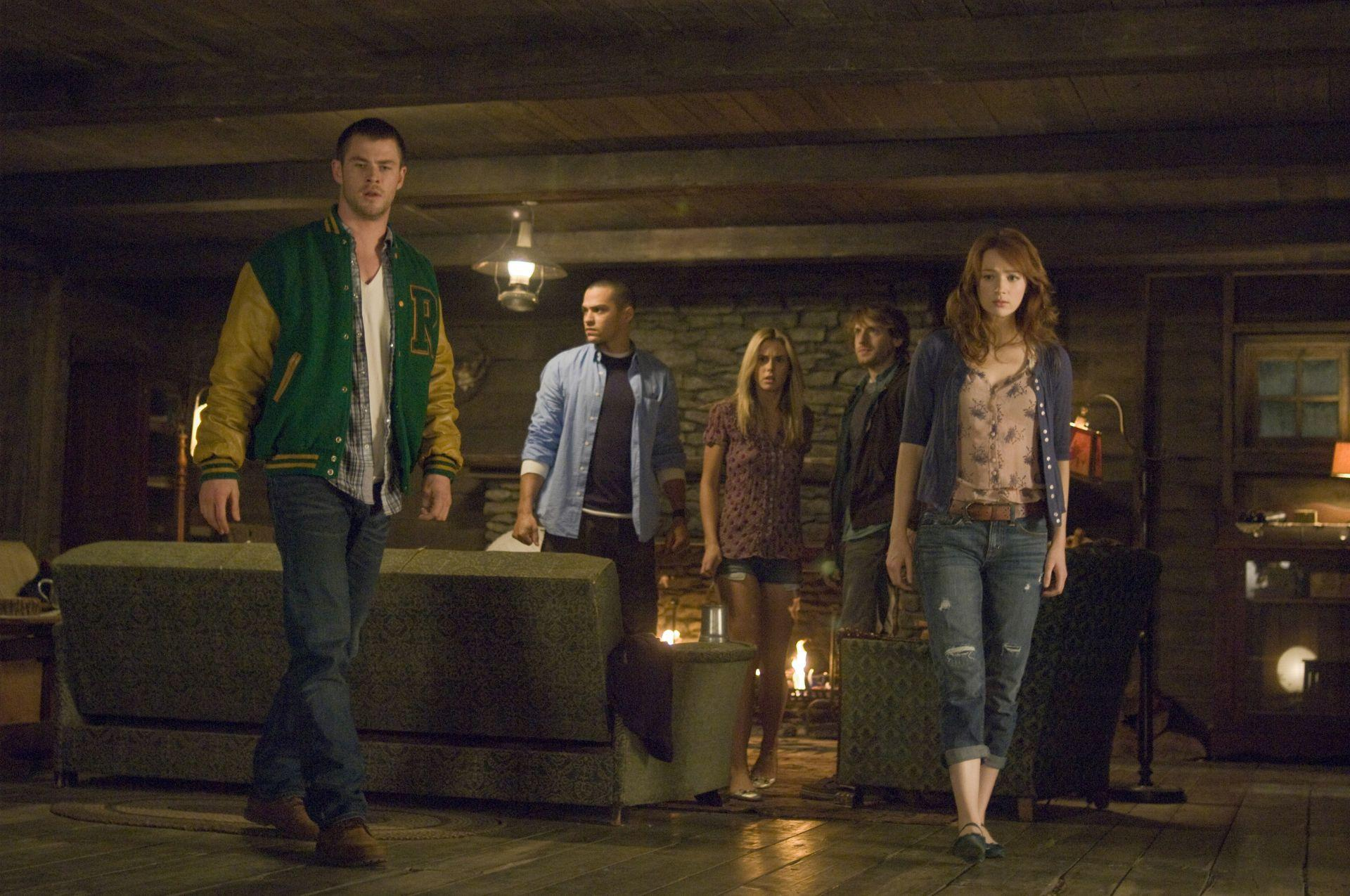 Netflix's 20 best horror films, from Carrie to Cabin in the Woods