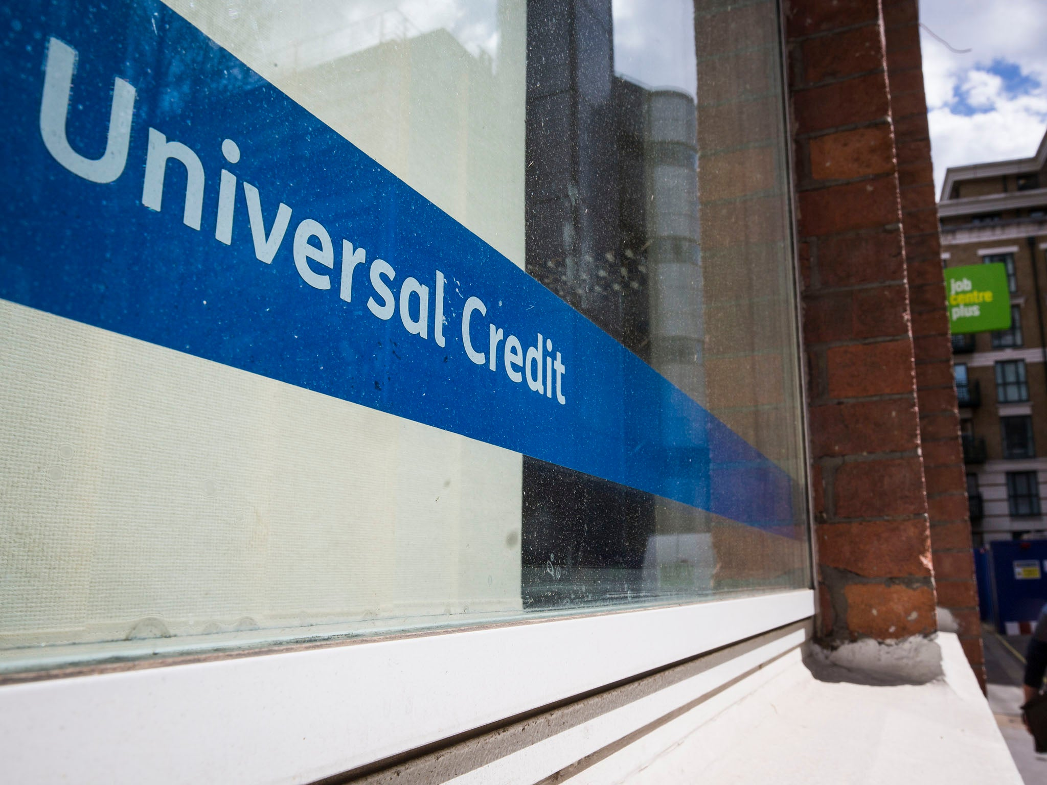 Samsclub Credit Login >> Universal credit claimants driven to consider suicide over ...
