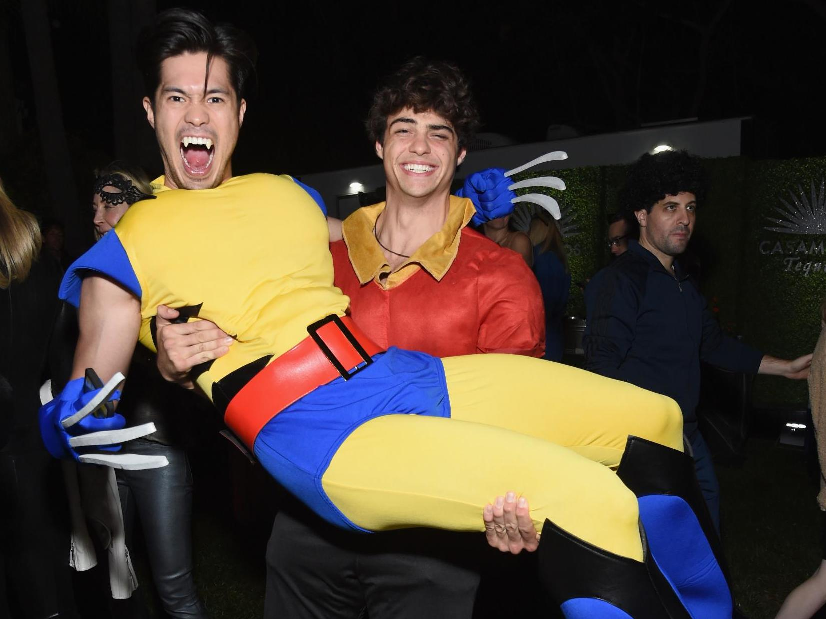 halloween 2018: the best celebrity costumes, from harry styles to