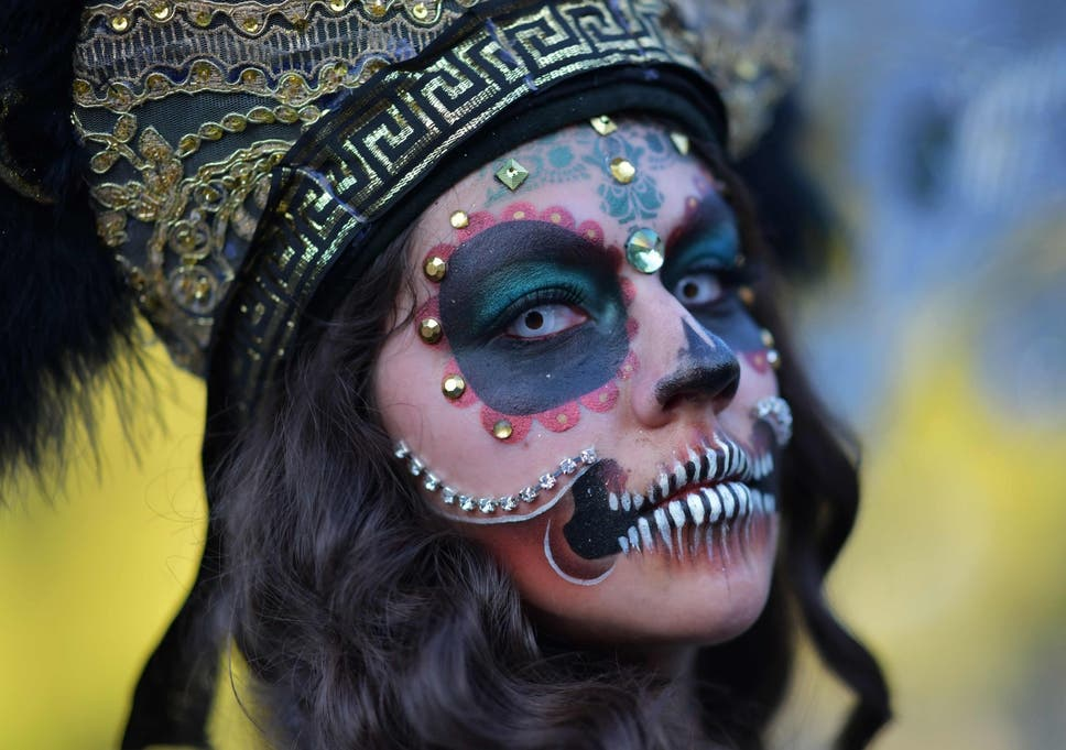 c45179a6da2 Day of the Dead 2018  The best pictures from Mexico City s Día de Muertos  parade