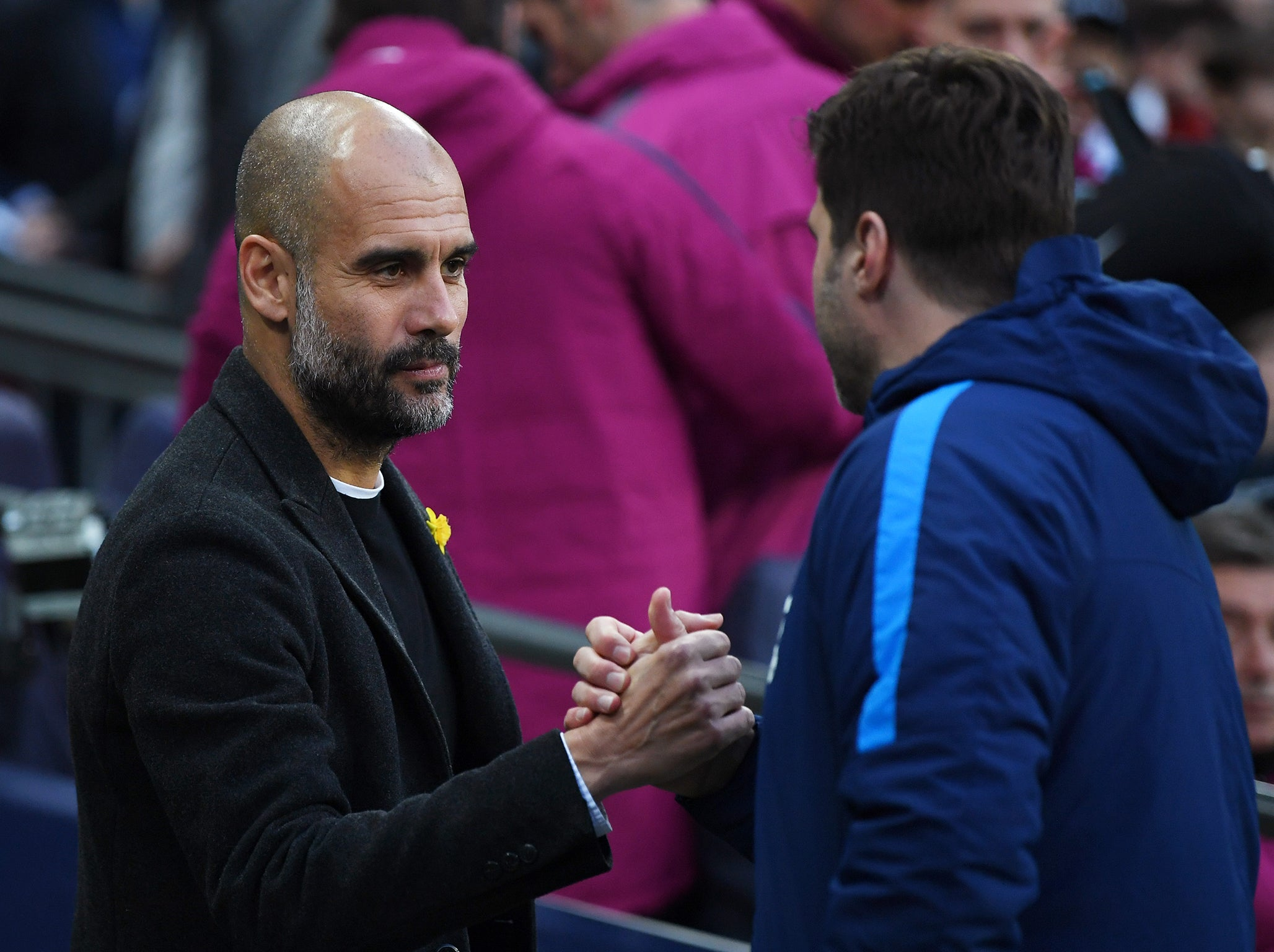 Real Madrid next manager: Pep Guardiola admits it is no surprise Mauricio Pochettino is in the frame