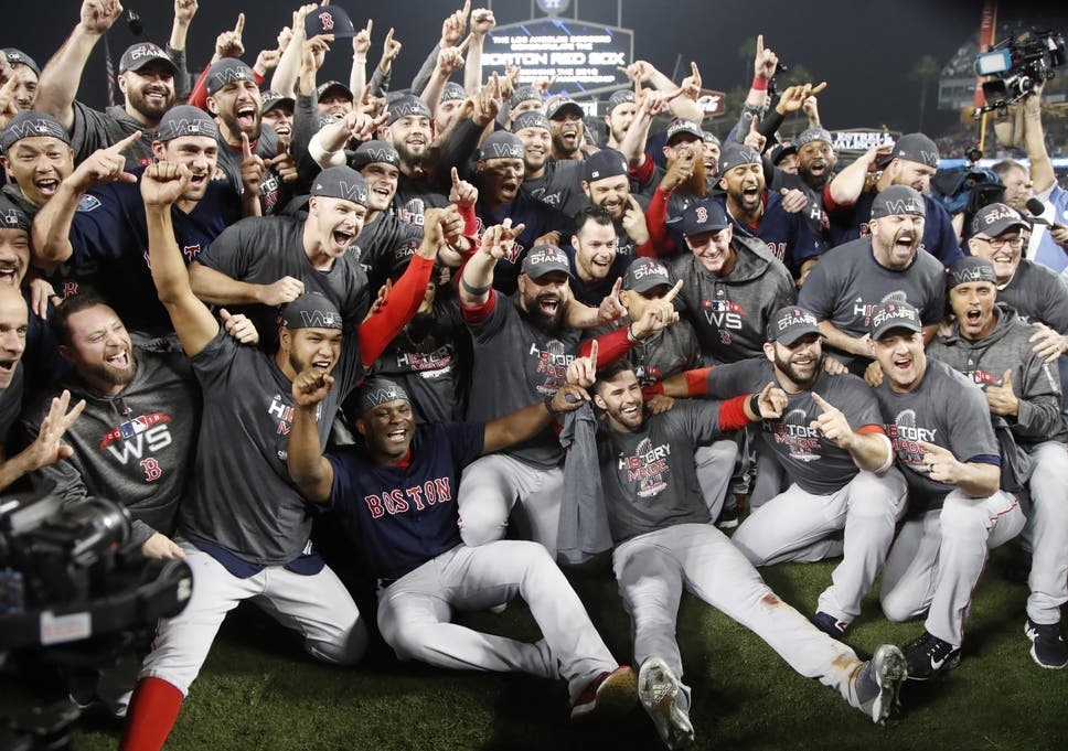 Image result for world series 2018