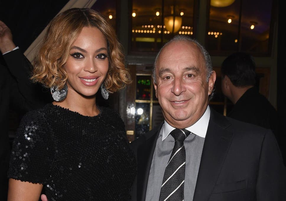 4717a9f75419 Beyoncé pulls Ivy Park clothing line from Topshop amid Philip Green sexual  harassment claims