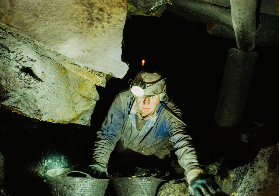 Ancient art of free mining in the Forest of Dean could solve a very