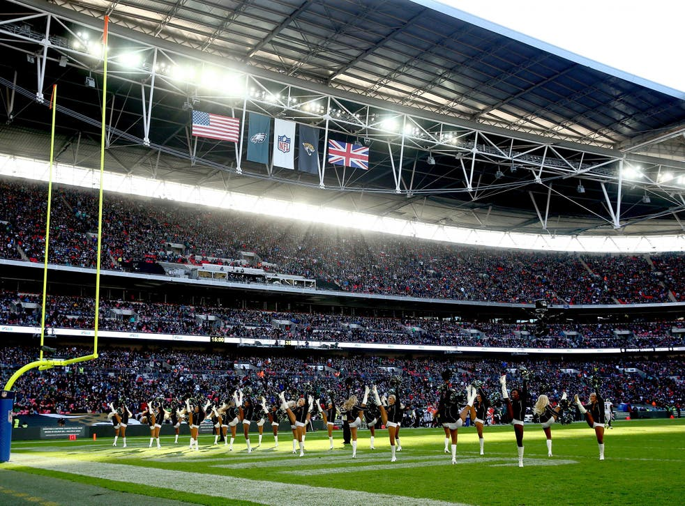 Wembley continues to be a successful venue for the NFL