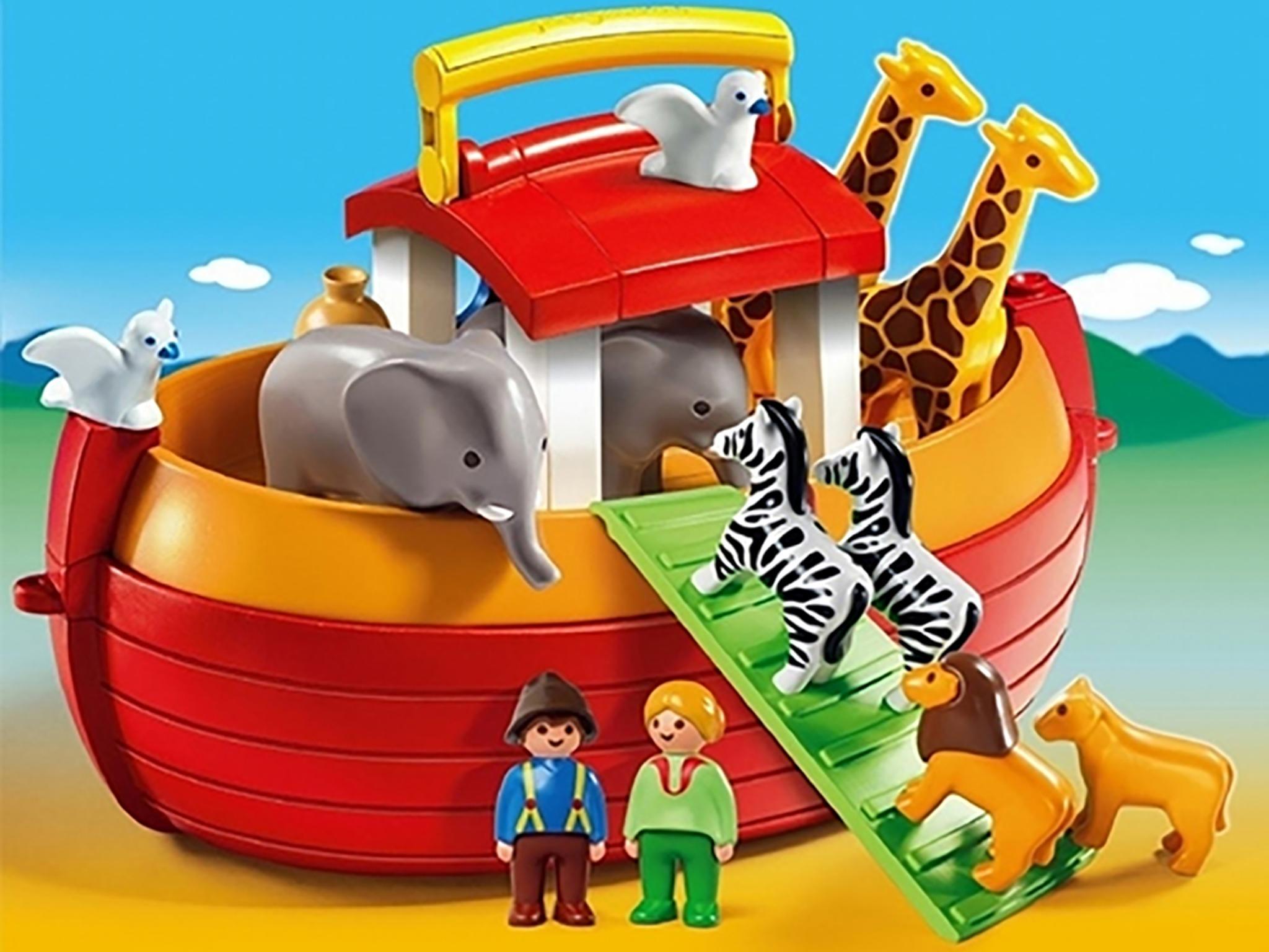Many Of Playmobils Toys