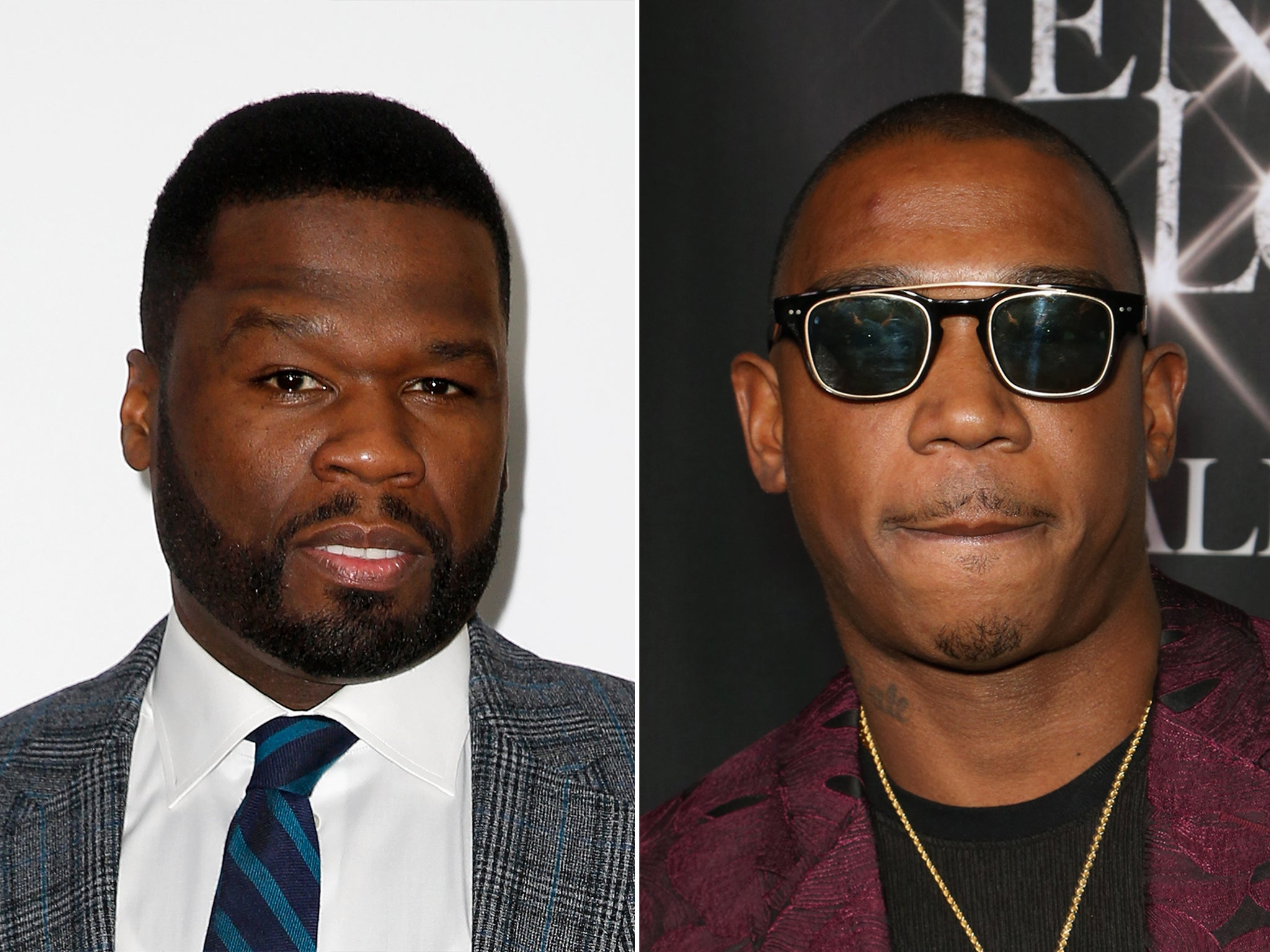 50 Cent says Ja Rule feud will not end until 'one of us is gone