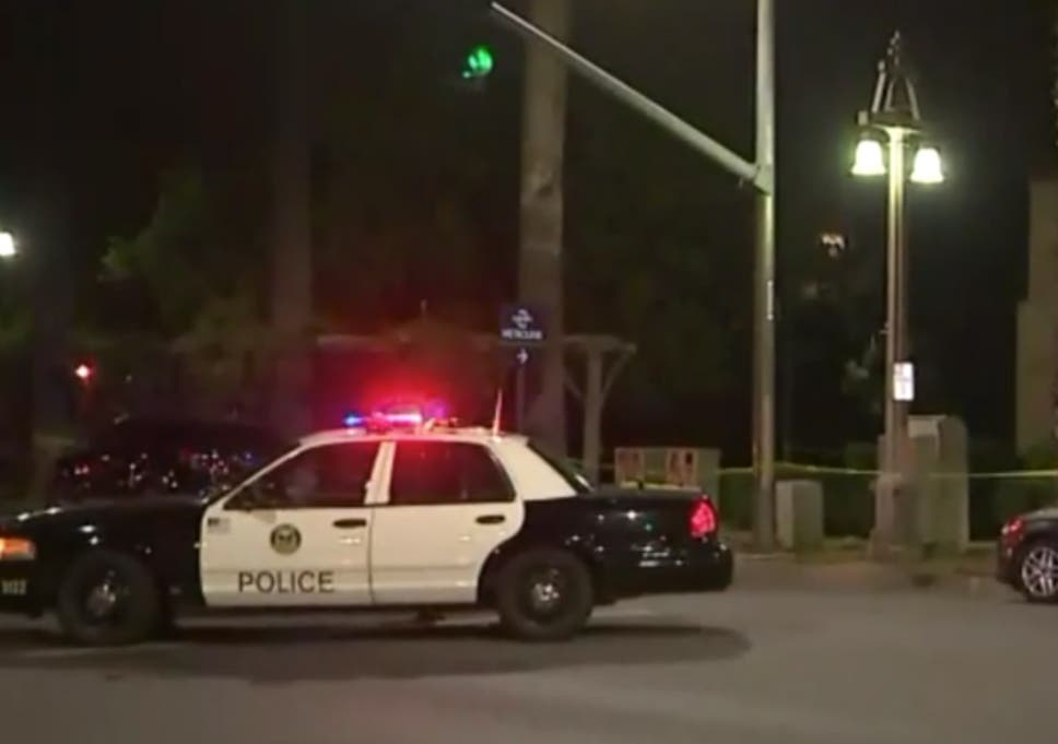California shooting: Gunmen on the loose after seven people