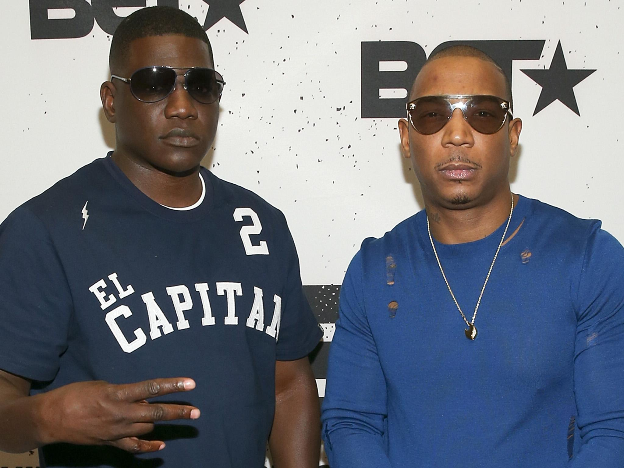 50 Cent and Ja Rule: A beef history   The Independent