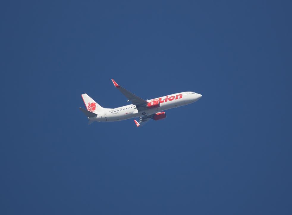 A Lion Air flight had an unwanted stowaway
